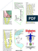 Leaflet Diabetes