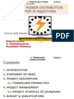 Timberland Power Distribution_MCOM