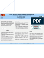PRODUCT AND PROCESS TRACEABILITY AT MANUFACTURING ORGANIZATIONS