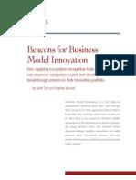 Monitor Business Model Innovation 22 Nov