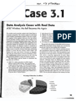 Data Analysis Cases With Real Data Case 3.1