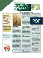 Boletín Sociedad Biblica Carcelaria Carlos Caceres Pizarro NotiCel