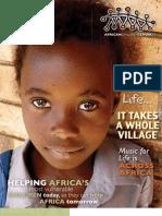 African Children's Choir Magazine - Tour 38