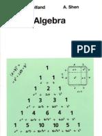 Algebra IM Gelfand