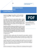 GMP Contracts