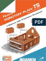 Sistema Poroton Plan Ts Danesi