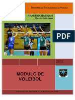 Modulo Voleibol2012