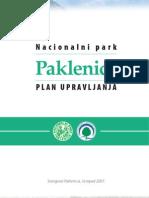 Plan Upravljanja Paklenica