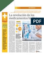 La revolución de los medicamentos biológicos