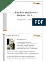 Aufbau3v4 Ihrer Social Media Plattform Teil3v4