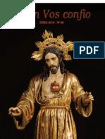 2012 Boletín Corazón Jesús