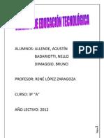 Trabajo Sobre Teletrabajo Allende, ti DIMAGGIO