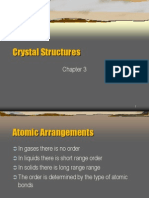 4 Crystal Structure