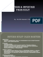 INFEKSI & INFESTASI KULIT