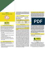 Savings Assurance Plan Brochure