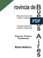 Trayecto Tecnico Profesional-electronica