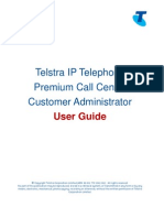 Business Call Centre Premium Customer Administrator User Guide