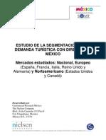 Estudio Segmentacion Semanda Cptm 2007