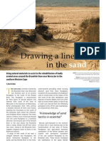 Drawing a Line in the Sand v98 March 2012