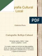 CARTOGRAFÍA CULTURAL LOCAL