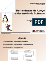 Herramientas de Software Libre