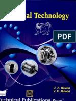 Electrical Technology - Bakshi