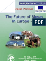 Proceedings Biogas