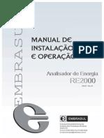 Manual RE2000