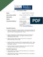 Dr .Waseem Tamim Y. Hamoudi - Medics Index Member Profile