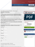 Republican Convention- NRSC for National Republican Senatorial Committee