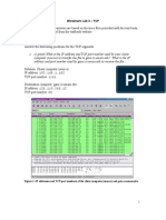 05-Wireshark TCP Solution July 22 2007