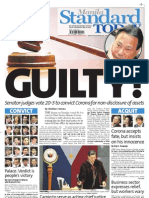 Manila Standard Today - May 30, 2012 Issue
