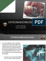 Osteordionecrosis larymex