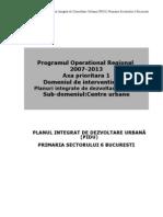 Plan Integrat Sector 6 Draft 16[1].03.2009