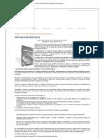 Gestion Por Procesos (Revista Leadership)