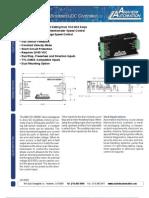 L010409 - MDC151-050301 Spec Sheet