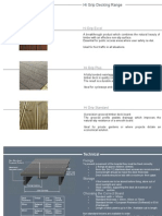 Hi-Grip Decking Specification Leaflet