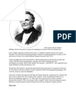 Most People Will Say Charles Babbage11