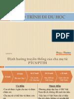 Lo Trinh Di Du Hoc Dai Hoc