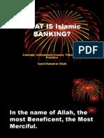 What Islamic Banking