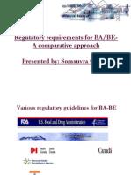 Regulatory Requirements Scribd