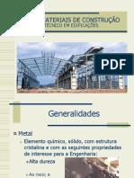 AÇO-MATERIAS DE CONSTRUÇÃO 30.03