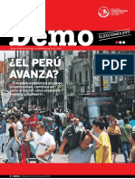Demo Año 1, número 7 (2011)