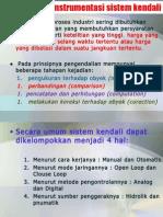 2.Instrumentasi sistem Kendali