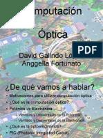 [DCMi]Presentacion Computacion Optica