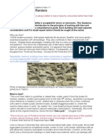 AdviceNote13-LimeMortarsandRenders