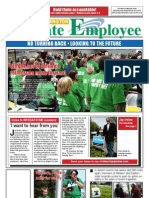 Washington State Employee, May 2011