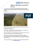 Amazon in Danger as Brazil Moves Forward With Bill