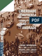 Joao Batista de Andrade Liberdade de Imprensa Roteiro