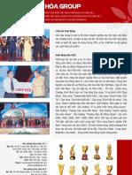 Tạp chí Văn hiến Việt Nam chuyên đề kinh tế số tháng 5 năm 2012